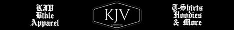 KJV Bible Apparel